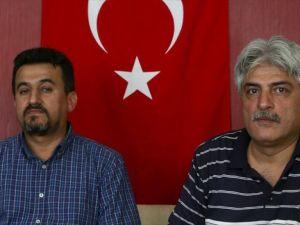 Türk Bayrağını Açtı, Tankın Önüne Geçti
