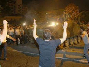 6 Kişiyi Tankla Ezerek Şehit Eden Askerler Tutuklandı