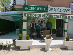 Green-White'in yeni buluşma noktası