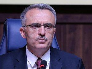Maliye Bakanı Naci Ağbal: Vergi borçları yeniden yapılandırılacak