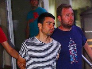 Erdoğan'ın konakladığı otele saldıran Astsubay Elçi tutuklandı