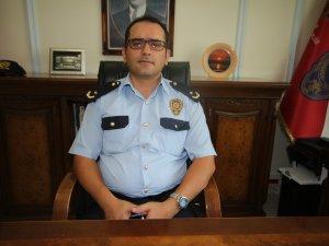 Beyşehir İlçe Emniyet Müdürü Çimencan göreve başladı