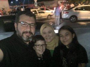 Murat Pekergin nöbette
