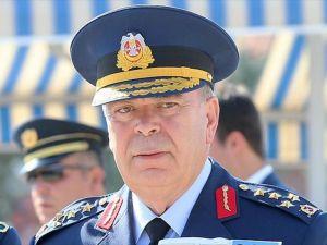 Hava Kuvvetleri Komutanı Orgeneral Ünal Aa'ya Konuştu