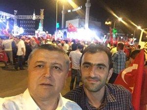 Önder Arslan ile Mehmet Ali Algül dostluğu