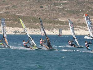 Türkiye Windsurf Şampiyonları Belli Oldu