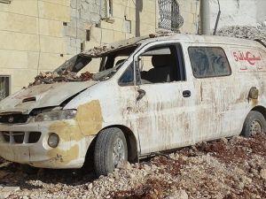 'Halep'te Durum Çok Kötü Ve Uluslararası Kamuoyu Bunu Seyrediyor'