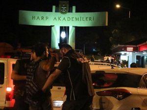 Harp Akademileri'ne Binden Fazla Polisin Katılımıyla Operasyon