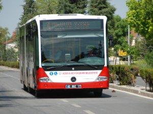 Otobüsler ücretsiz, nöbete devam