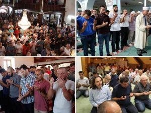 Müslümanlar Türkiye İçin Tek Yürek Oldu