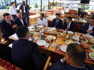 Ak Parti Genel Başkan Yardımcısı Yılmaz'dan Medya Kuruluşlarına Teşekkür