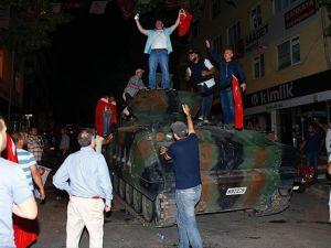 Şehit Yakınları Ve Gaziler İçin '15 Temmuz Dayanışma Kampanyası'