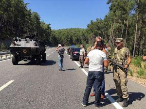 Marmaris Saldırısını Düzenleyen Darbeci Askerlerden 3'ü Yakalandı