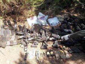 Marmaris'te yakalanan darbeciler gömdükleri silahların yerini söyledi