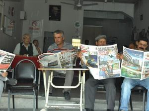 Geçen Yıl Gazete Ve Dergilerin Sayısı 2014'e Göre Yüzde 4,5 Azaldı