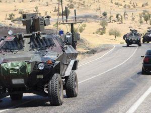 Van'da Askeri Araca Terör Saldırısı: 1 Şehit, 3 Yaralı