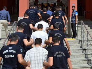 Fetö'nün Darbe Girişimine İlişkin 9 Bin 56 Kişi Tutuklandı
