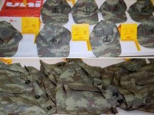 Pkk'ya Yönelik Operasyonda Askeri Üniforma Ele Geçirildi