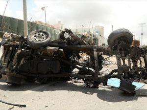 Mogadişu Havalimanına Bombalı Saldırı