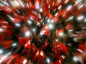 'Demokrasi Bekçileri'nden Birlik Mesaj