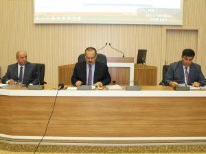 Konya il koordinasyon toplantısı yapıldı.