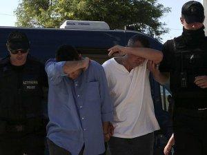 Yunanistan'a kaçan darbeci askerlerin iltica mülakatları ertelendi