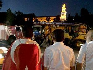Darbe girişimi gecesi Selimiye Kışlası'nda yaşananları anlattı