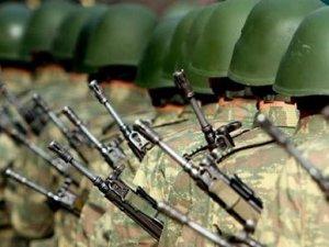 Ordudan ihraç edildiler