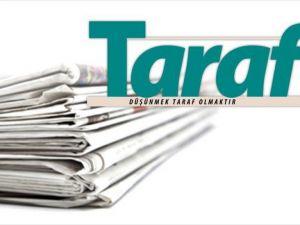Taraf Gazetesi Borsada İşleme Kapatıldı
