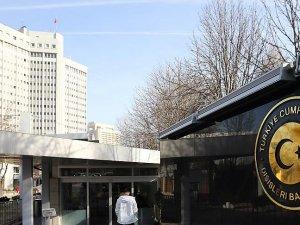 88 kişinin Dışişleri Bakanlığı ile ilişiği kesildi
