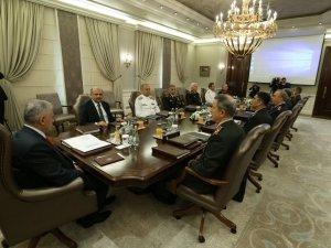 Kritik YAŞ toplantısı sona erdi!