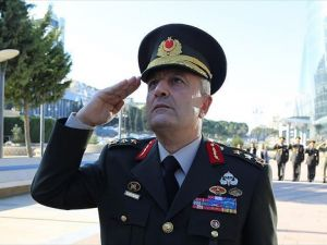 Özel Kuvvetler Komutanı Aksakallı Korgeneralliğe Yükseldi