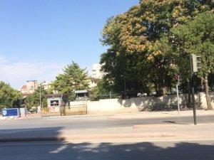 Konya'da Polis o noktalardan çekildi
