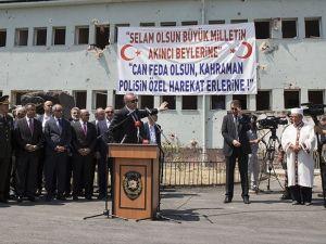 Cumhurbaşkanı Erdoğan: Darbecilerin Yanında Yer Alıyorsun
