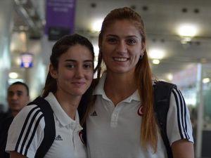 A Milli Kadın Basketbol Takımı Rio'ya Gitti