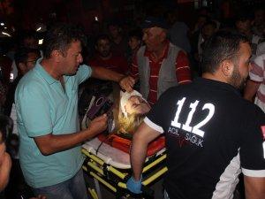 Genç kadın intihara kalkıştı