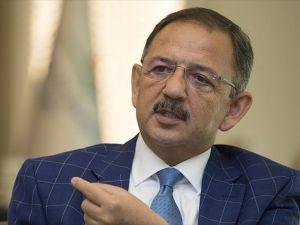 Çevre Ve Şehircilik Bakanı Özhaseki'den Tapu Müdürlüklerine Fetö Talimatı