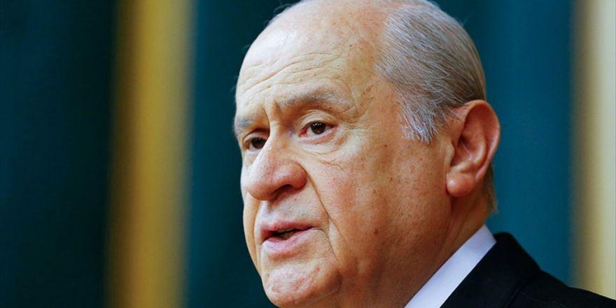 Mhp Genel Başkanı Bahçeli: Fetö Ve Pkk Amaç Ve Emelleri Kapsamında Birbirinden Ayrı Düşünülemez