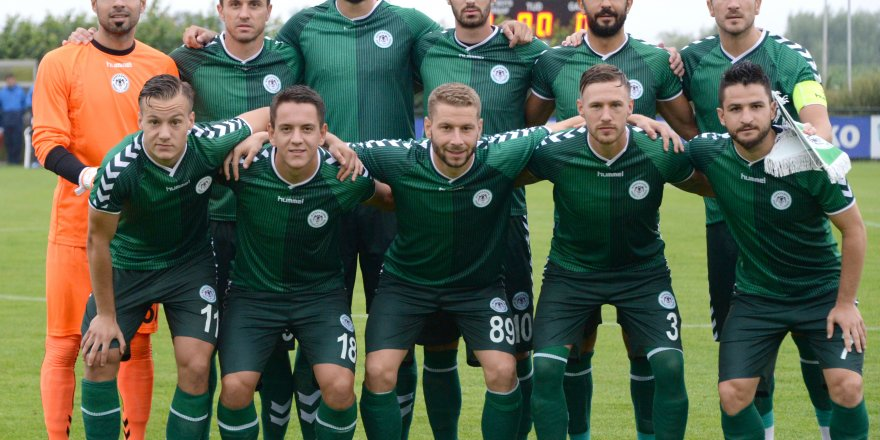 Konyaspor-FC Twente: 1-1