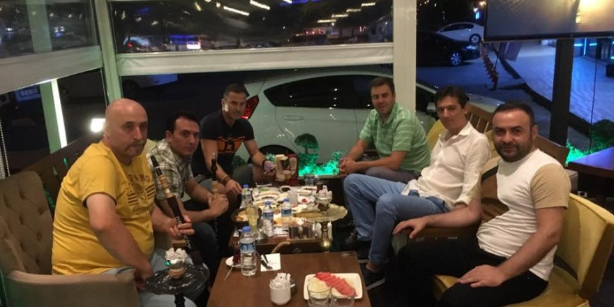 Ergün Penbe Selçuklu Ortaköy Kafe'de