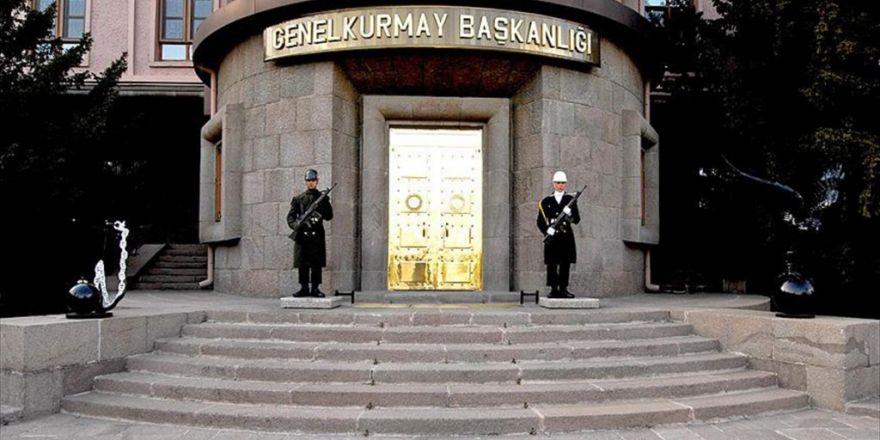 Bin 389 Askeri Personel Tsk'dan İhraç Edildi
