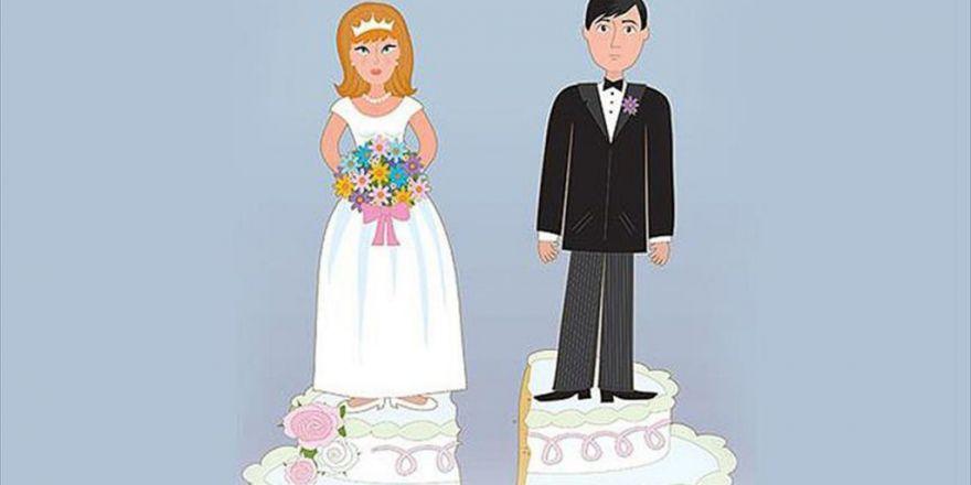 En Fazla Boşanma İstanbul'da, En Az Hakkari'de