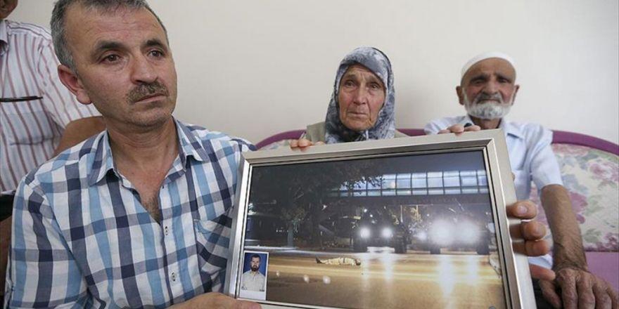 Ailesi Şehidin Kahramanlık Hikayesini Aa Muhabirinden Dinledi