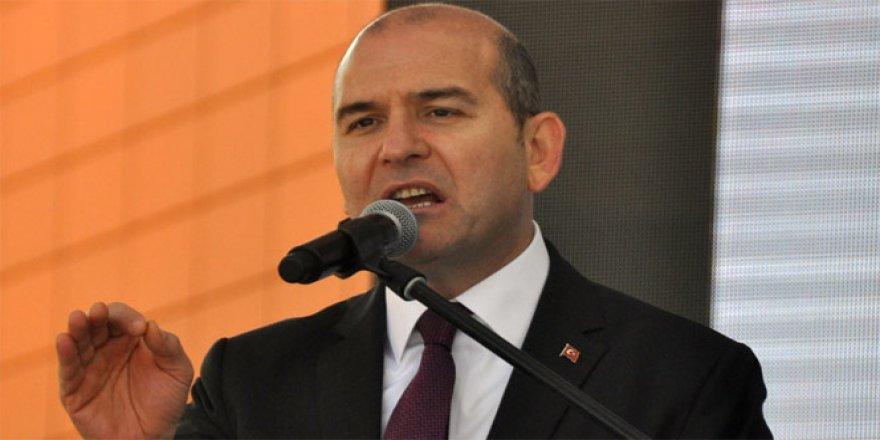 Bakan Soylu: 'Amerika, o Fethullah denen psikopatı tıpış tıpış Türkiye'ye verecek'