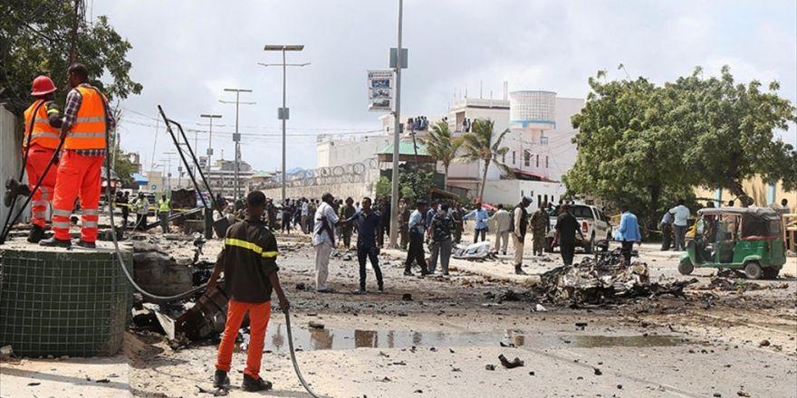 Somali'de Bombalı Saldırı: 15 Ölü