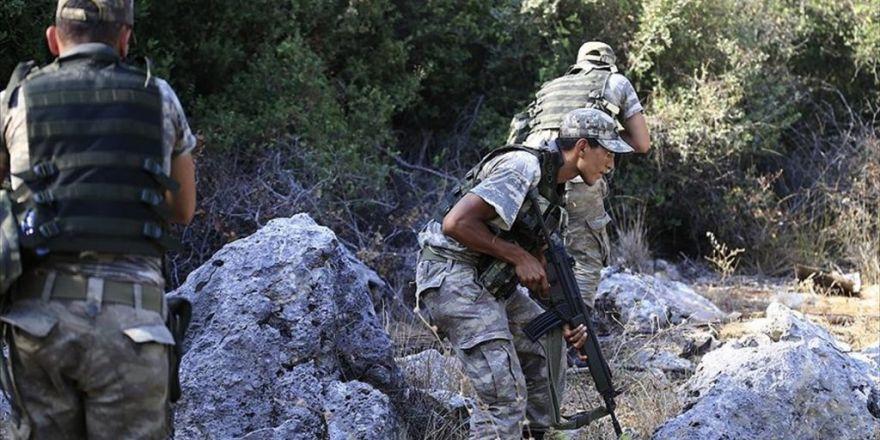 Marmaris'teki Darbeci Askerleri Arama Çalışmalarına Özel Kuvvetler Taburu Katıldı