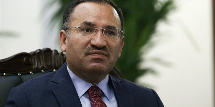 Adalet Bakanı Bozdağ: Artık Milletin İradesi Doğrultusunda Bir Terfi Olacak