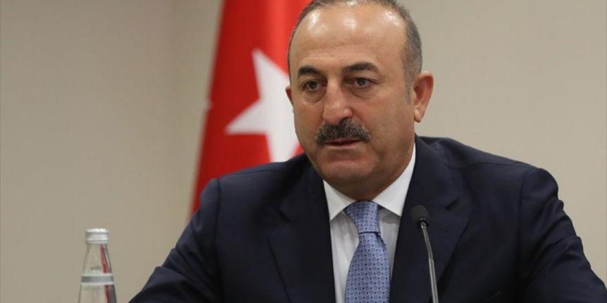 Dışişleri Bakanı Çavuşoğlu: Avrupalılar Darbecileri Meşrulaştırmaktan Uzak Durmalı