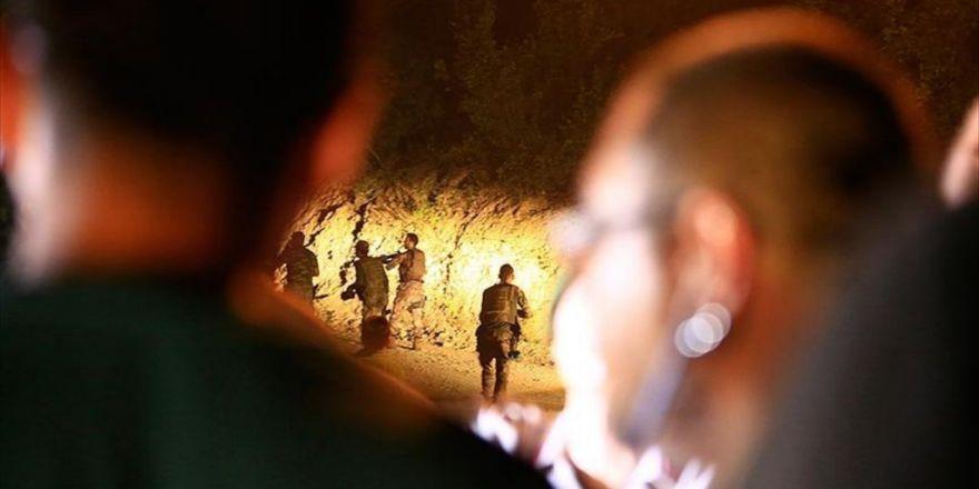 Kaçan Darbeci Askerler Operasyon Sonrasında Yakalandı