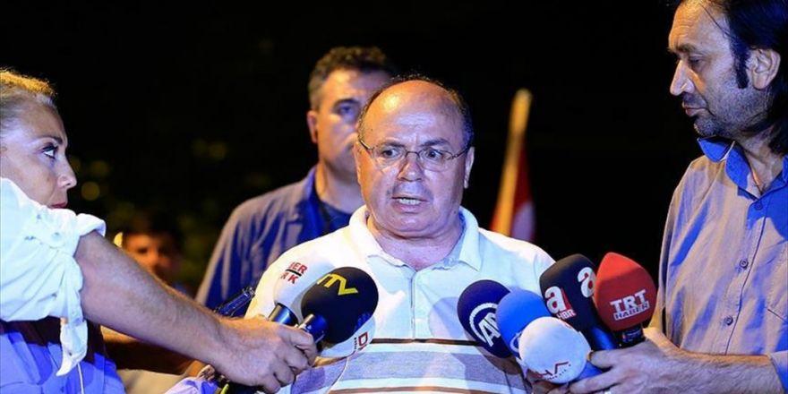 Muğla Valisi Amir Çiçek Kaçak Darbeci Askerlerin Yakalandığı Operasyonu Anlattı